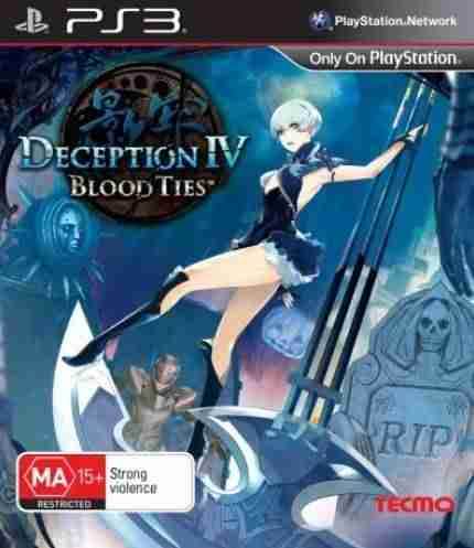 Descargar Deception IV Blood Ties [MULTI][Region Free][FW 4.4x][ACCiDENT] por Torrent
